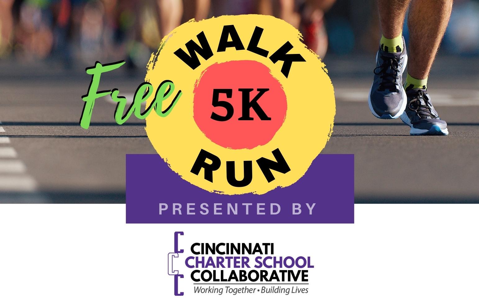Charter Schools 5K walk / Run